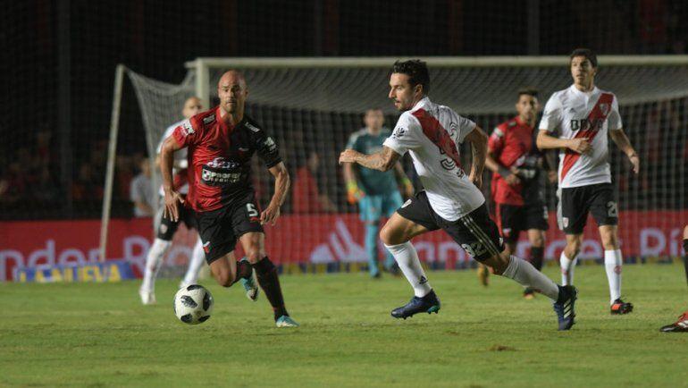 River tachó una de las chances para llegar a la Libertadores 2019