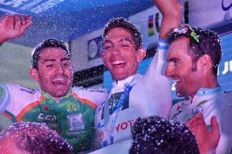 Confirman seis casos de dóping en ciclismo: entre ellos el jujeño Gonzalo Najar