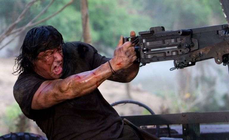 Después de diez años, Sylvester Stallone protagonizará Rambo 5