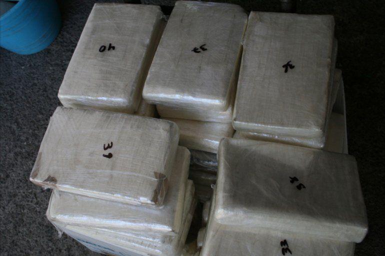 Habrían desaparecido 60 kg de cocaína del depósito de un Juzgado Federal de Jujuy