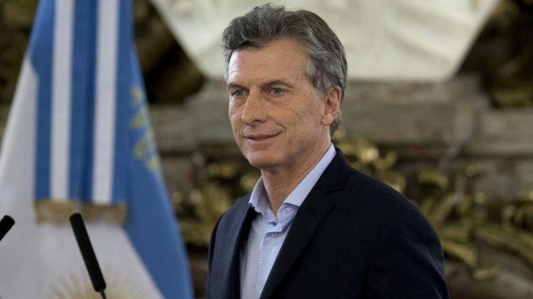 Mauricio Macri dijo que el acuerdo con el FMI va a generar desarrollo