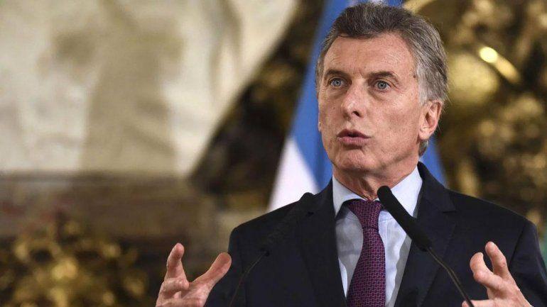 Macri aseguró que la Argentina está lejos de vivir una crisis como la del 2001