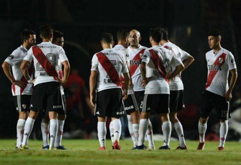 Las posibilidades que le quedan a River para clasificar a la Libertadores 2019