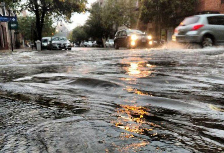 Temporal en Jujuy: las tormentas fuertes se sintieron en algunas zonas y sigue el alerta meteorológico