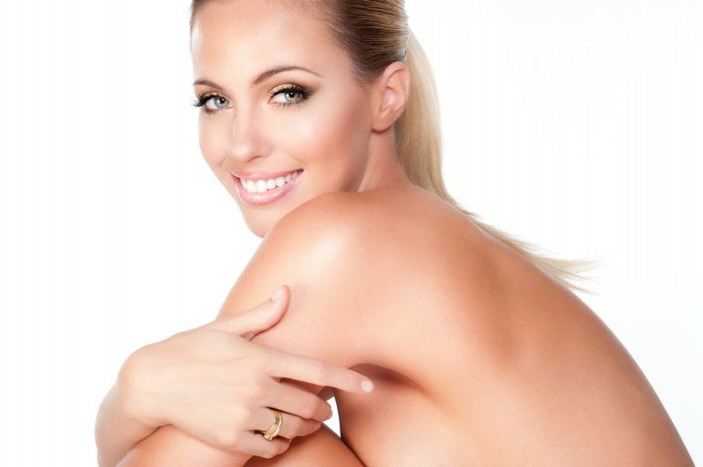 Rocío Guirao Díaz subió una foto de hace desnuda e hizo enloquecer a sus seguidores