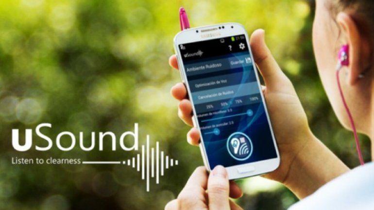 USound: avanza el montaje de una fábrica que desarrollará tecnologías para hipoacúsicos