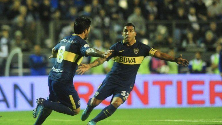 Carlos Tevez alcanzó su título 26 y es el segundo argentino más ganador de la historia