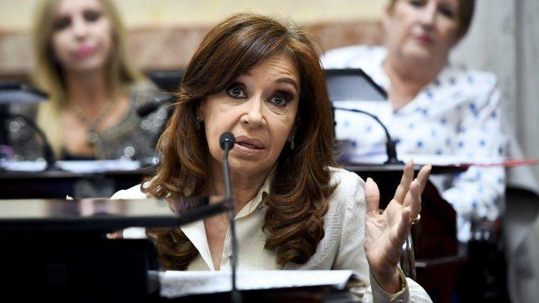 Casación confirmó el procesamiento de Cristina Kirchner por asociación ilícita y lavado de dinero