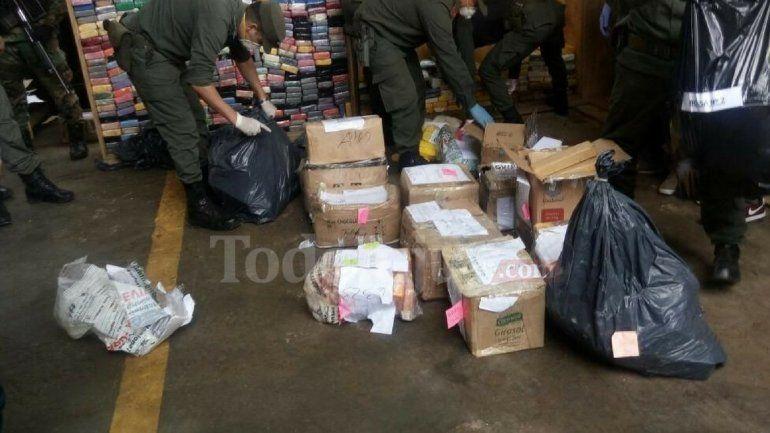Jujuy participó de la Quema Nacional de Droga: se destruyeron más de 50 toneladas en distintos puntos del país