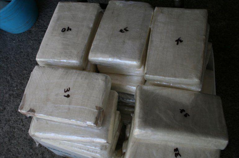 Todavía no hay datos certeros sobre la desaparición de 60kg de cocaína de depósitos federales
