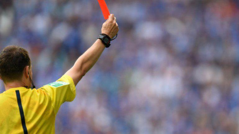 Terrible agresión a un árbitro en un partido de la Liga Jujeña