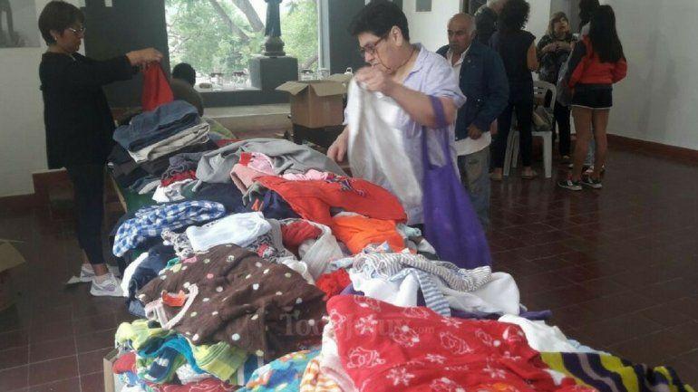 Realizarán una feria americana a beneficio de CONIN en Jujuy