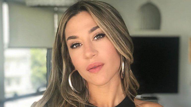 Jimena Barón presentó en las redes sociales a su equipo para el Bailando