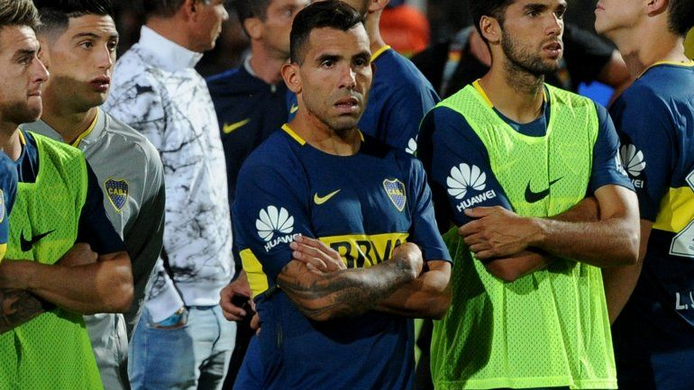 Tevez habló del árbitro y la final de la Supercopa: Hay heridas que no cierran