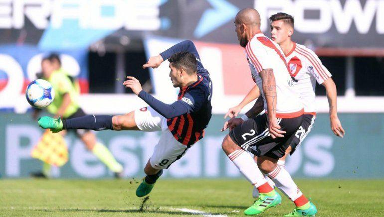 River y San Lorenzo, con sus objetivos cumplidos, cierran la Superliga en el Monumental