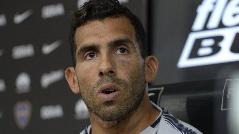 Carlitos Tévez anunció su retiro del fútbol y anticipó que será con la camiseta de Boca