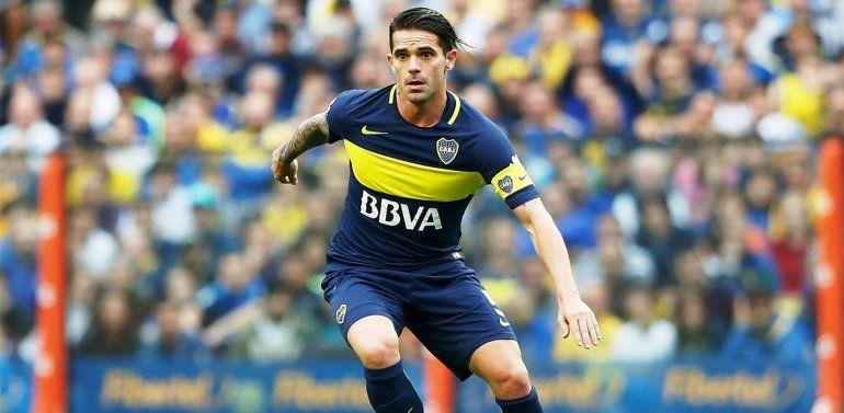 Gago se copa: quedó concentrado para el partido ante Alianza Lima