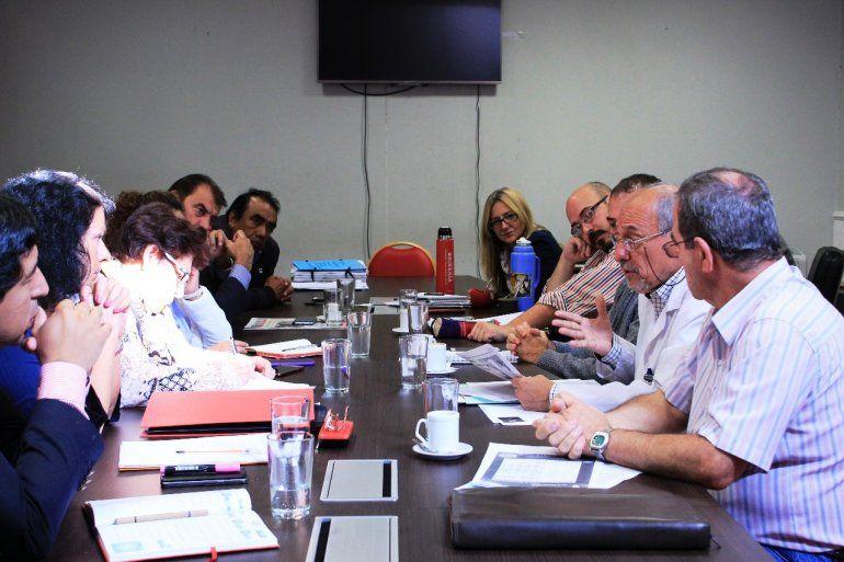 Diputados y Apuap analizaron la situación sanitaria de la provincia
