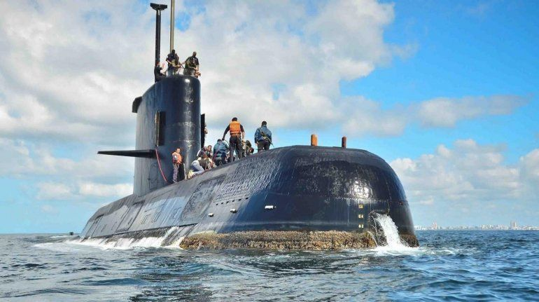 Cambiaron la empresa que buscará el submarino ARA San Juan y se lo comunicará a los familiares en la Casa Rosada