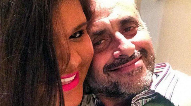 Morena Rial estalló contra su papá, Jorge: Solamente ama a sus gatos