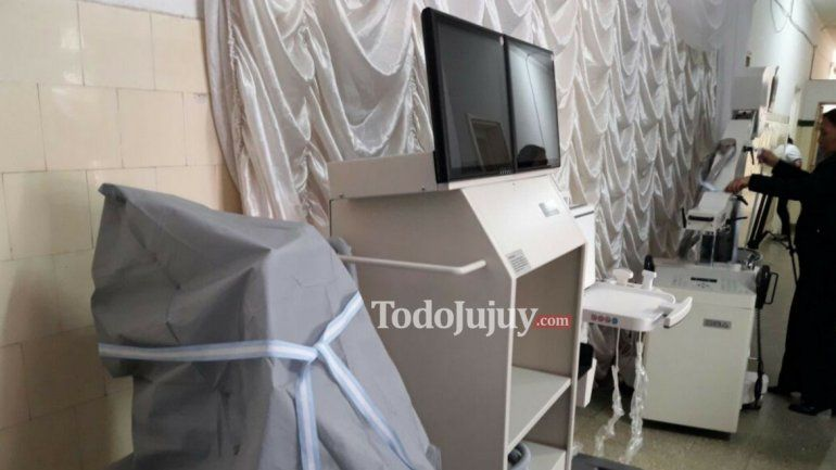 El Hospital Oscar Orias recibió nuevos equipamientos de primera calidad
