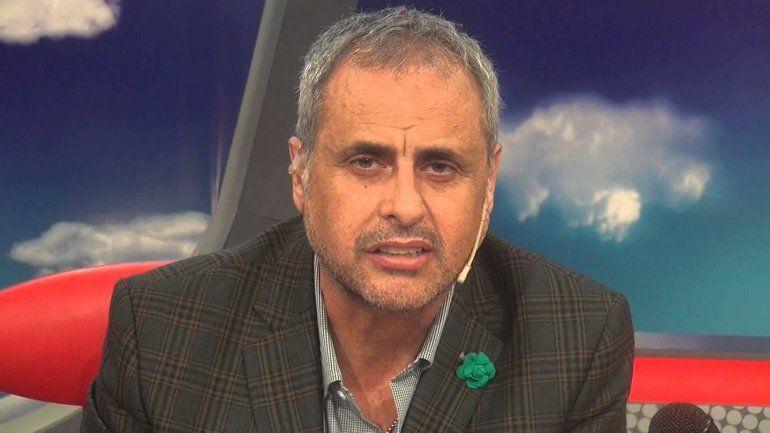 Jorge Rial reaccionó ante el feroz ataque de su hija More Rial