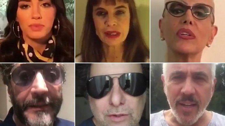 Cantantes a favor de la legalización del aborto