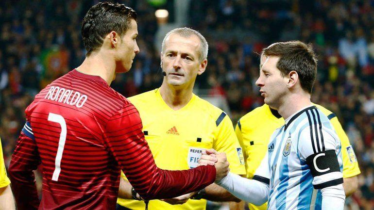 Leo Messi y su comparación con Ronaldo: No compito con Cristiano