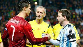 Cuando Messi me ve ganar trofeos debe dolerle