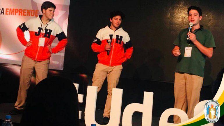 El José Hernandez ganó la #UdeSACAMP: su idea innovadora los llevó al podio