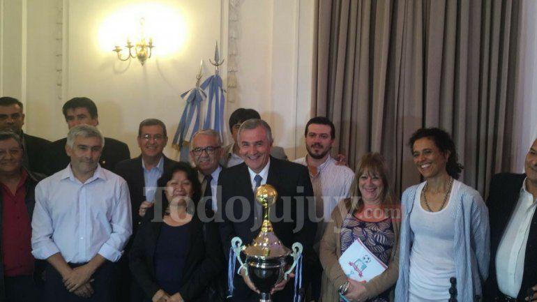 Se presentó de manera oficial La Copa Jujuy