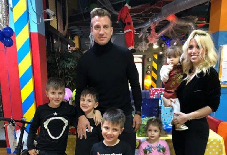 Fuerte reclamo de Maxi López a Wanda Nara: Se cumplieron dos meses sin ver a mis nenes