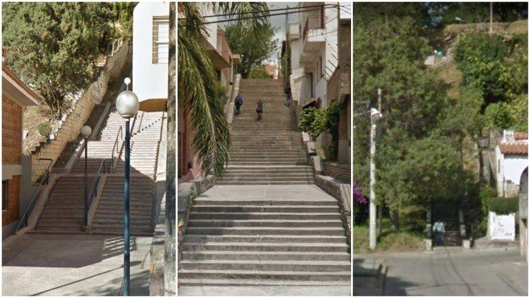 Comercial 2: preocupación por ola de robos a los alumnos en las escaleras de Ciudad de Nieva
