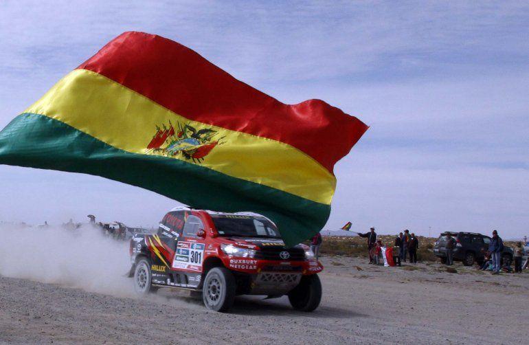 Bolivia anunció que no participará en el rally Dakar en 2019