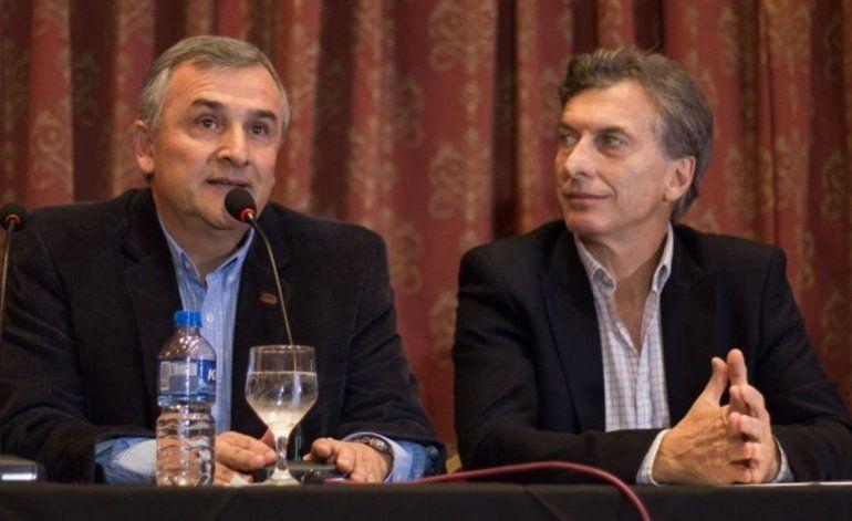 Gerardo Morales se sumó a la mesa chica de reuniones del Gobierno nacional
