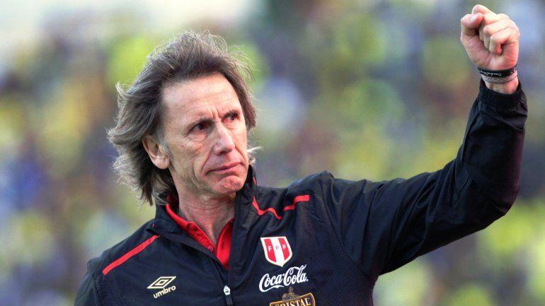 Los Tigres de Ricardo Gareca para afrontar la Copa del Mundo