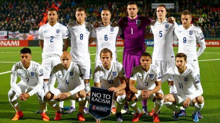 La particular forma con la que Inglaterra convocó a sus jugadores para el Mundial