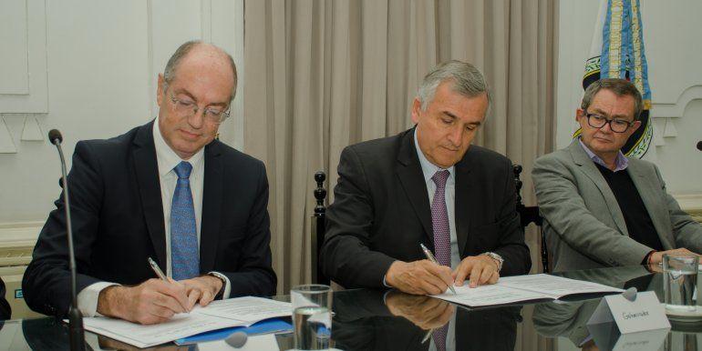 EJESA y Gobierno encaran proyecto de energía híbrida en la Puna