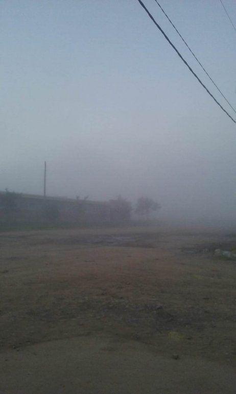 ¡Cuidado! Poca visibilidad por presencia de humo y bancos de neblinas en las rutas jujeñas