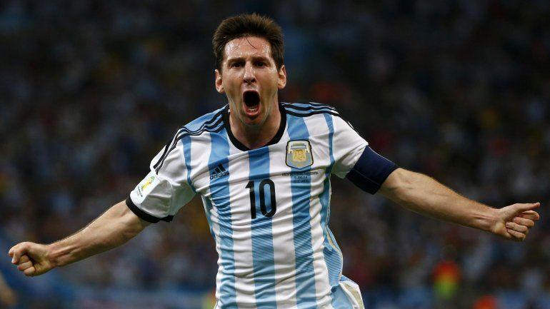 Lionel Messi dio sus candidatos para el Mundial y nombró a uno inesperado