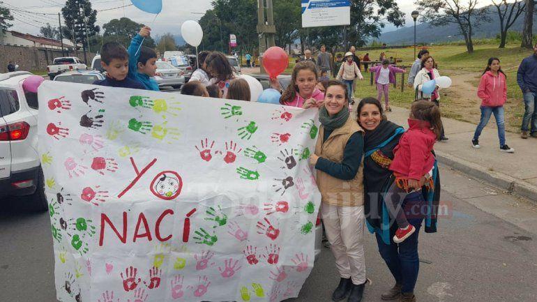Hoy Jujuy marcha para defender y salvar Las dos Vidas
