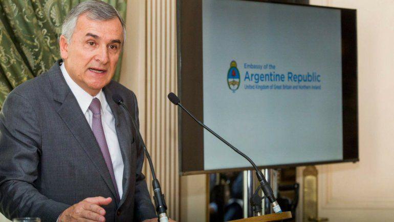 Gerardo Morales anunció que adelantará el incremento de octubre a agosto