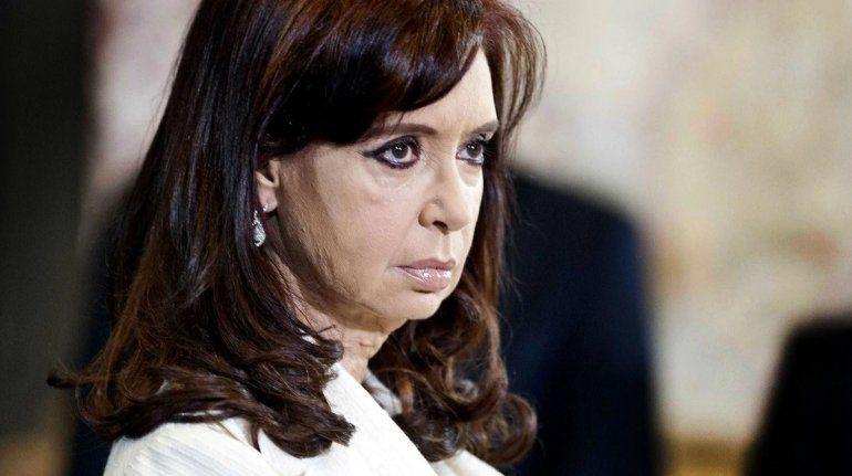 El juez federal Bonadio pidió permiso al Senado para allanar a Cristina Kirchner