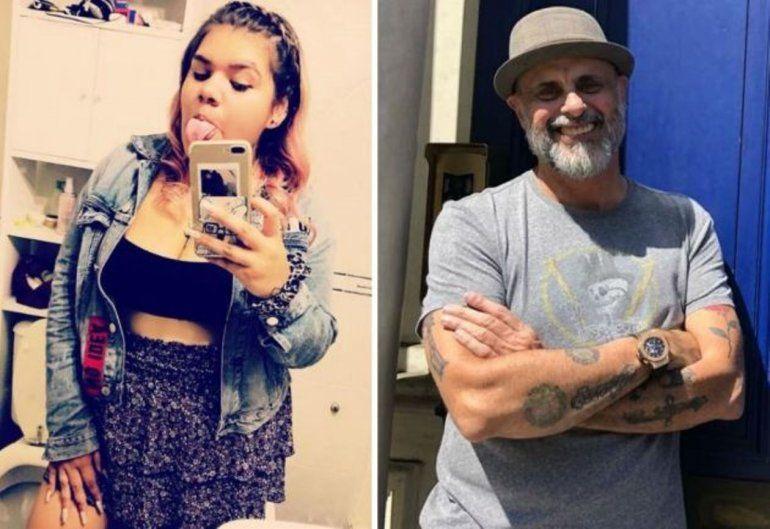 Nuevo audio de Morena Rial: Dejámelo como extorsionador a mi papá