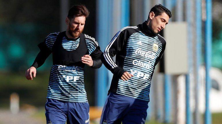 El súper operativo para custodiar a Lionel Messi y a la Selección en Huracán