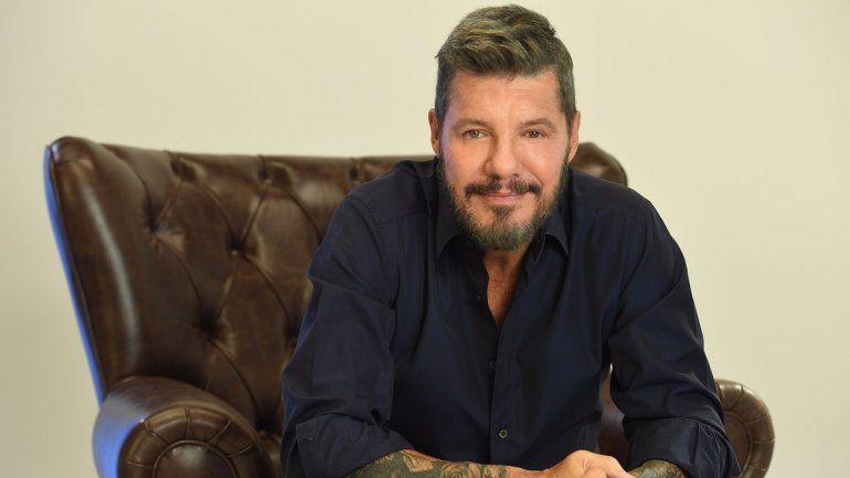 Marcelo Tinelli: No descarto entrar en la política