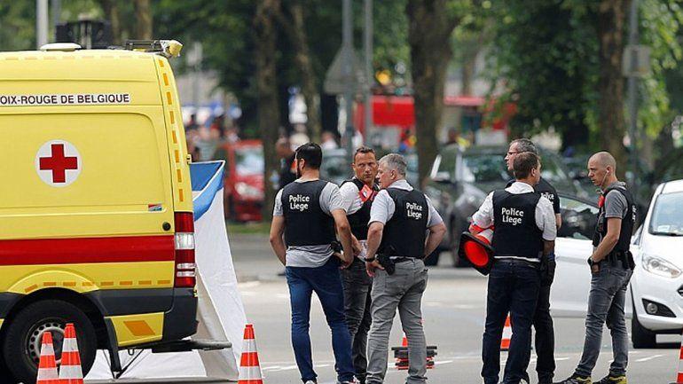 Muerte en Bélgica