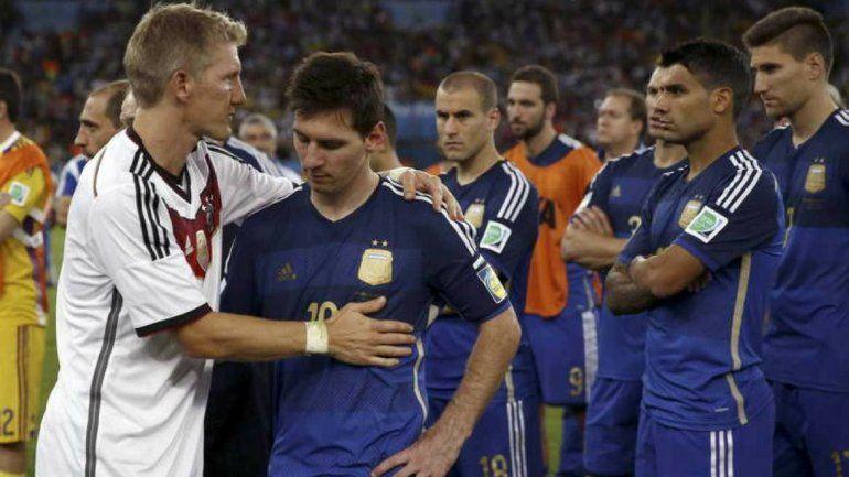 Alemania calienta la previa del Mundial con un tuit para los argentinos y surgieron las respuestas