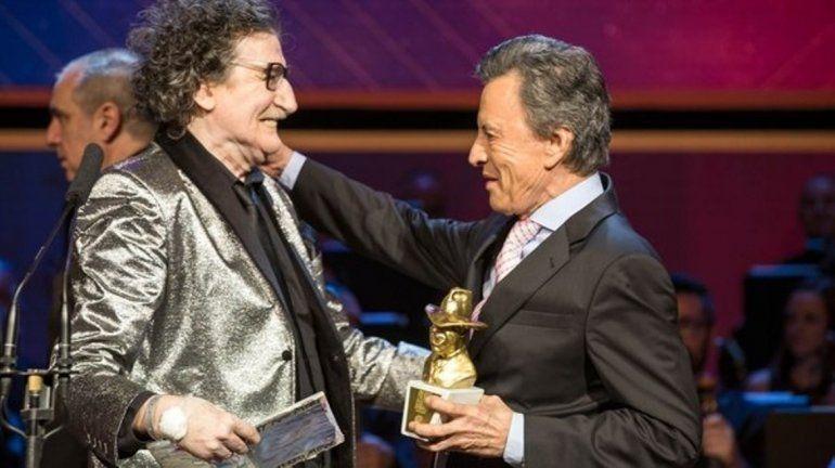 Charly García es de Oro por tercera vez