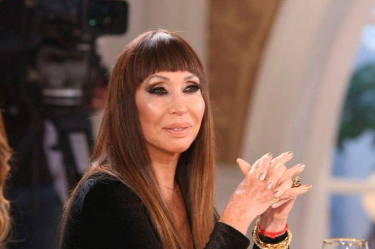 Moria Casán fue protagonista de un divertido blooper en pleno programa de Incorrectas